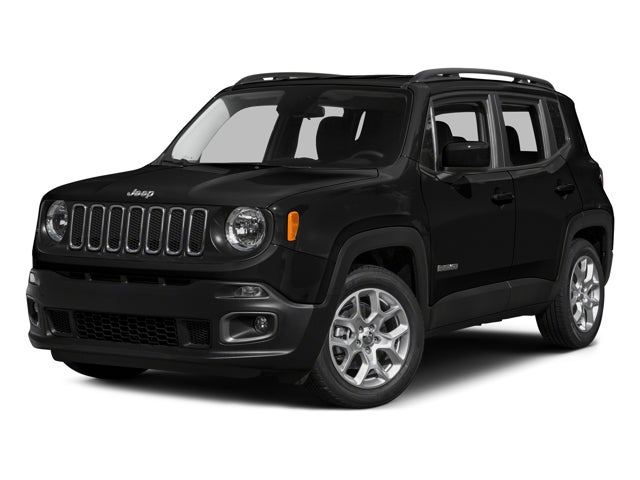 Jeep renegade black